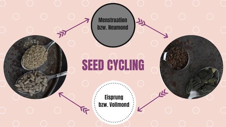 Seed Cycling - Wie du mit Kernen und Samen deinen Zyklus natürlich unterstützen kannst