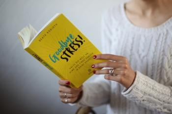 Stress, zieh Leine! Dieses Buch hilft dir Stress und Angst aus deinem Leben zu verbannen