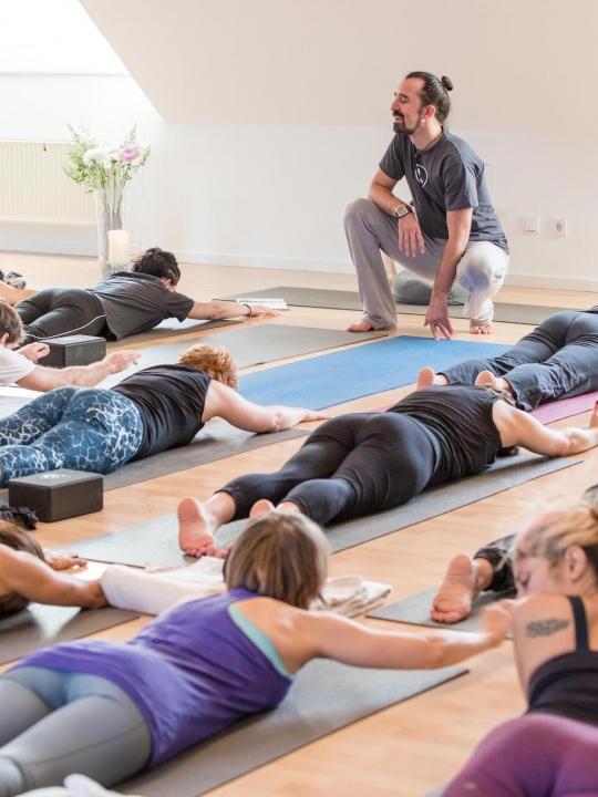Element Yoga: 200h, +300 oder 500h Ausbildung in Berlin, Leipzig oder Karlsruhe 2