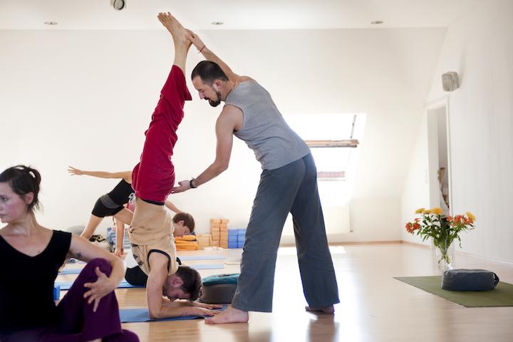 Element Yoga: 200h, +300 oder 500h Ausbildung in Berlin, Leipzig oder Karlsruhe 4