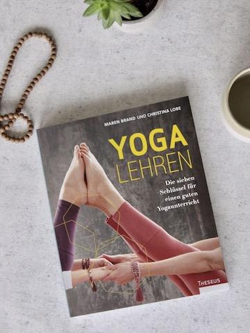 Bookspiration Anusara Yoga: Diese Bücher solltest du kennen 3