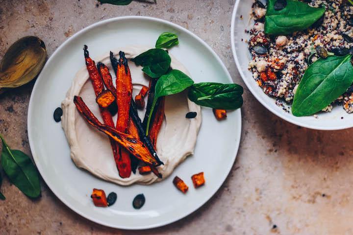 Mini Meal Prep + Wie du deinen Körper beim Übergang der Jahreszeiten unterstützen kannst 2