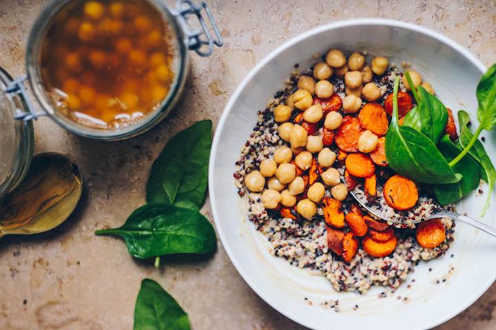 Mini Meal Prep + Wie du deinen Körper beim Übergang der Jahreszeiten unterstützen kannst 3