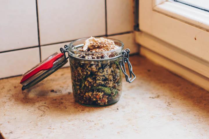 Mini Meal Prep + Wie du deinen Körper beim Übergang der Jahreszeiten unterstützen kannst 4
