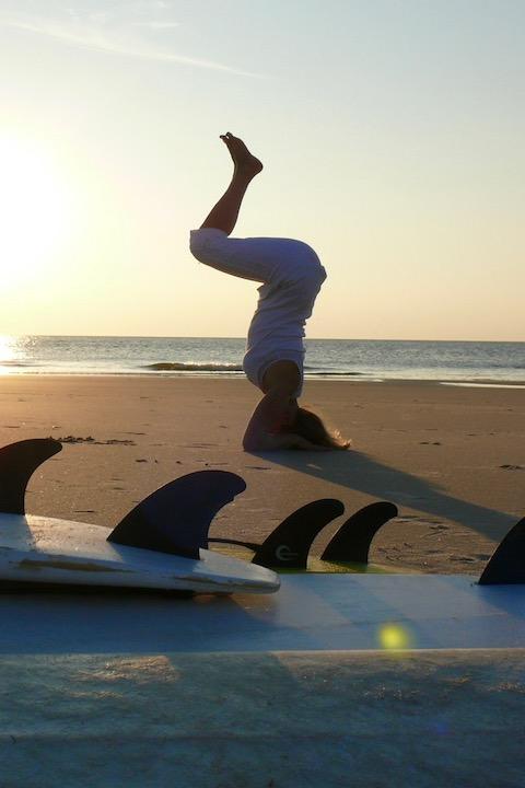 Die besten Yoga- und Surfcamps 2019 9