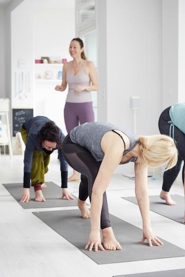 nivata Yoga: 200, 500 oder +300 Stunden Ausbildung in Berlin 1