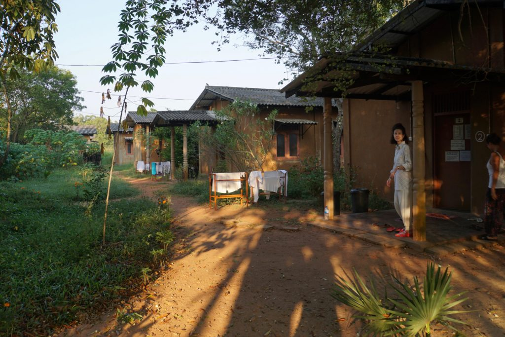 Stillsein ist leicht, wenn keiner redet: 10 Tage Vipassana-Meditation in Sri Lanka 2