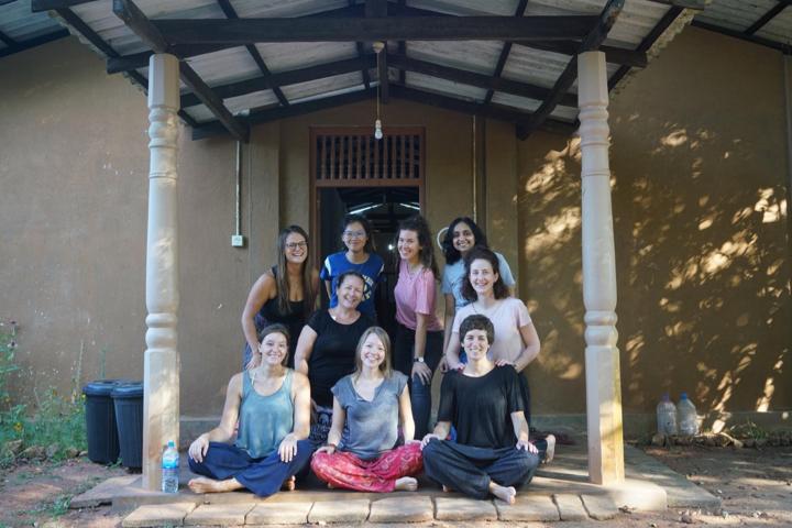 Stillsein ist leicht, wenn keiner redet: 10 Tage Vipassana-Meditation in Sri Lanka