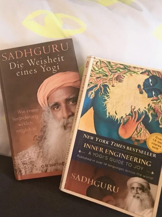 Was Inner Engineering bedeutet, oder: zweite Chance für Sadhguru 1