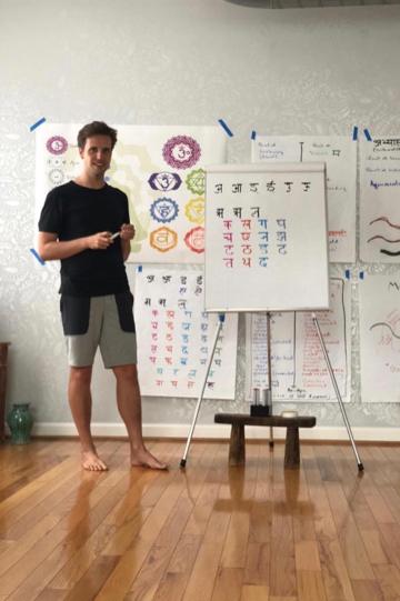 Sanskrit: Wozu üben wir die Sprache der Yogis? 2