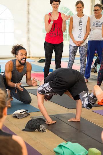 Yoga- und Spirit Festivals 2019: Unsere Geheimtipps 3