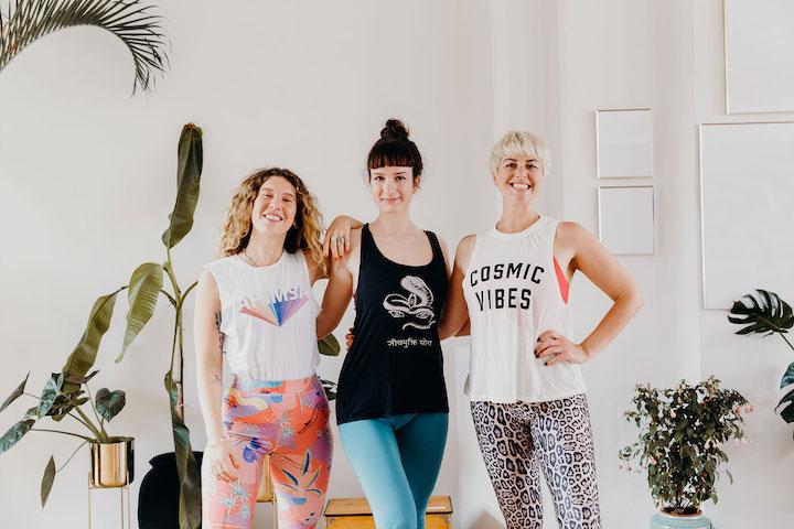 Busenwunder - Das sind die besten Yoga BH's