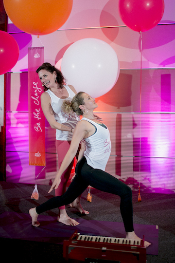 """""""Das Leben findet nicht auf dem Papier statt!"""" - Nicole und Frank von der Yoga Conference Germany im Interview 2"""