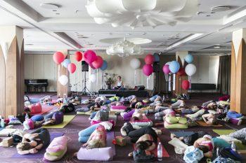 """""""Das Leben findet nicht auf dem Papier statt!"""" - Nicole und Frank von der Yoga Conference Germany im Interview"""