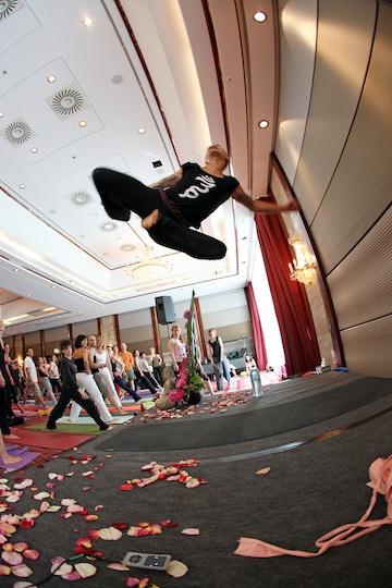 """""""Das Leben findet nicht auf dem Papier statt!"""" - Nicole und Frank von der Yoga Conference Germany im Interview 3"""