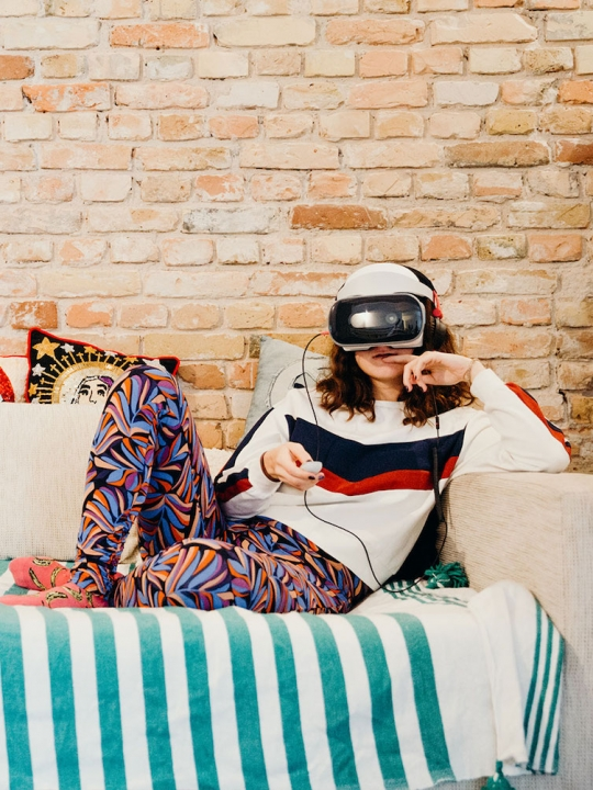 Dreams are my (Virtual) Reality: die Zukunft der Entspannung?