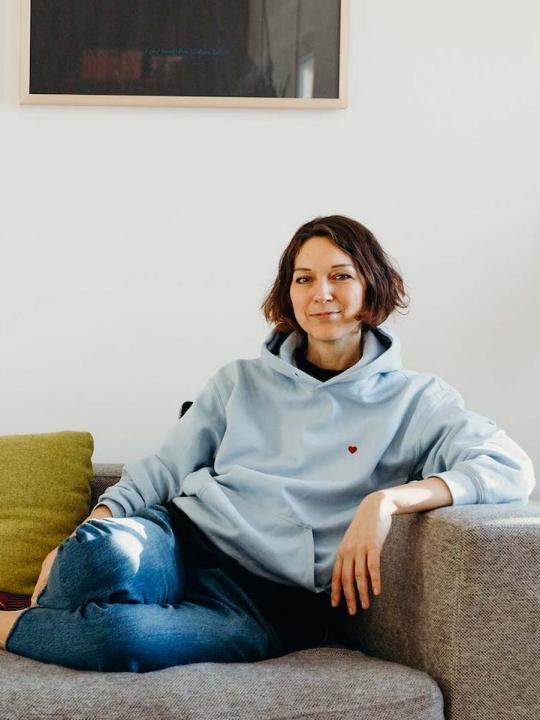 Vom Loslassen und dem Finden des Glücks: Mirian Lamberth im Interview