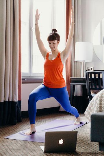 Yoga unterwegs: Die besten Tipps & Tricks 2