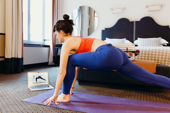 Yoga unterwegs: Die besten Tipps & Tricks 3