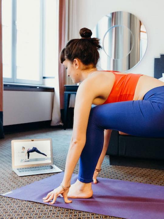 Yoga unterwegs: Die besten Tipps & Tricks