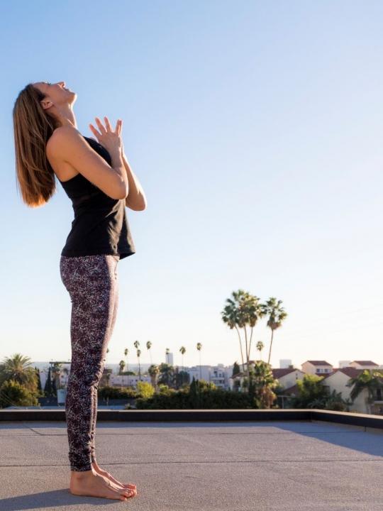 Westliche Weisheit: Wie Kalifornien zur Yoga-Hochburg wurde