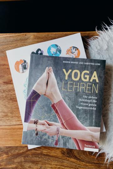 Bookspiration: Die besten Bücher für (neue) Yogalehrer*innen 2