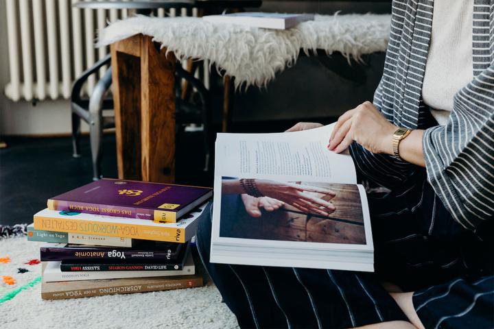 Bookspiration: Die besten Bücher für (neue) Yogalehrer*innen 3