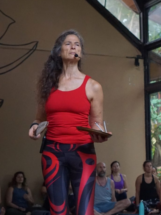 Forrest Yoga: 200 h Foundation Teacher Training in Berlin 9