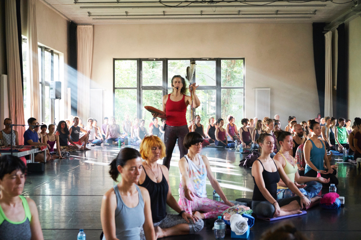 Forrest Yoga: 200 h Foundation Teacher Training in Berlin 3