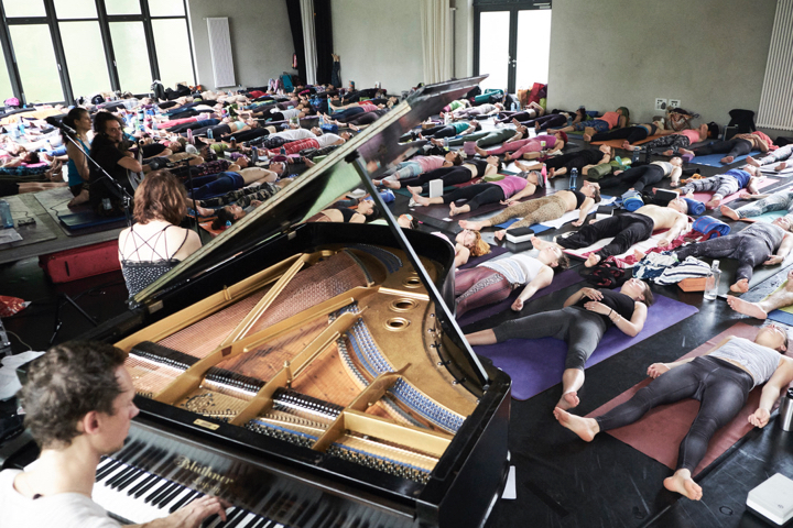 Forrest Yoga: 200 h Foundation Teacher Training in Berlin 6