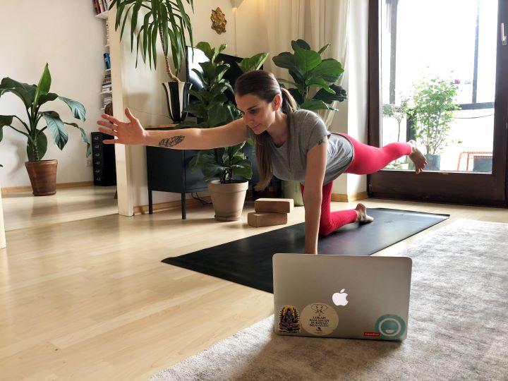 Yoga mit Baby: So bleibt dir die Praxis erhalten 2