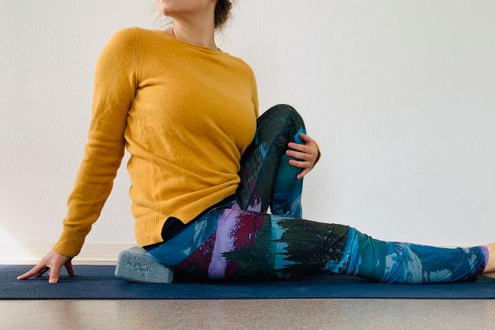 Big Yoga #3 Tutorial: Raus aus dem Kopf, rein in deinen Körper 10