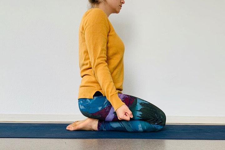 Big Yoga #3 Tutorial: Raus aus dem Kopf, rein in deinen Körper 4