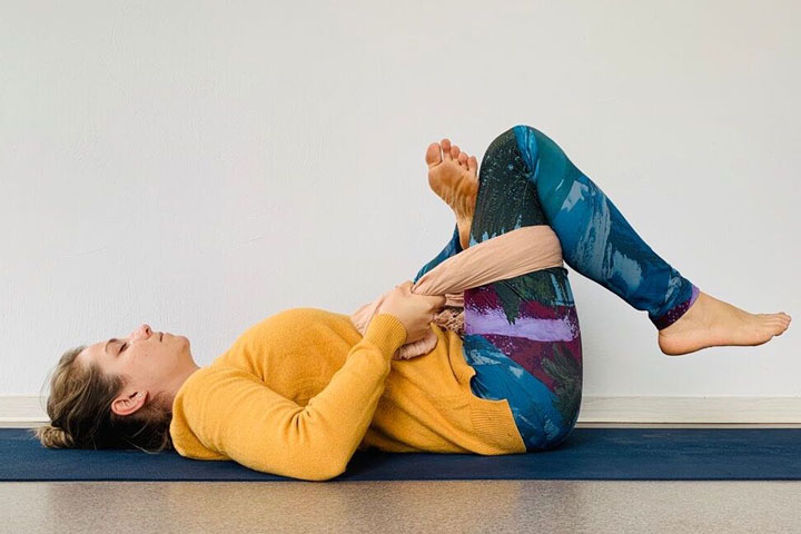 Big Yoga #3 Tutorial: Raus aus dem Kopf, rein in deinen Körper