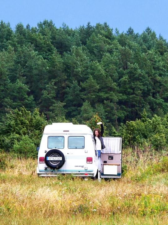 Vanlife: Wie mein Mann und ich alles verkauften und in einen Bus zogen 1