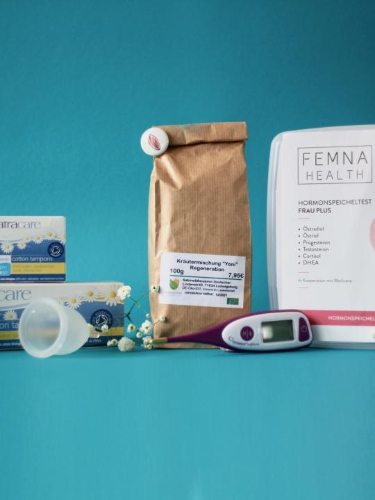 Viva la Vagina! Self Care Produkte für Unterum