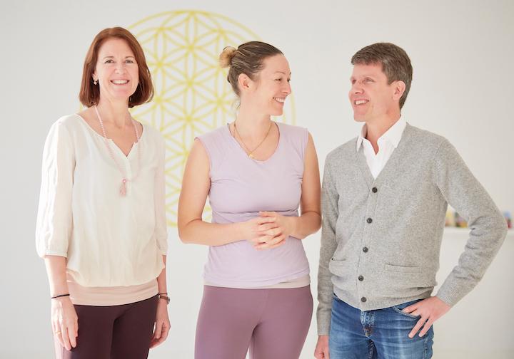 nivata Yoga: Psychologische Yogatherapie-Ausbildung in Berlin 2