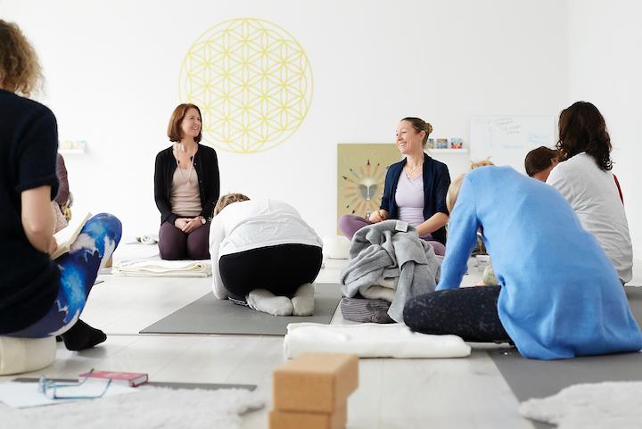 nivata Yoga: Psychologische Yogatherapie-Ausbildung in Berlin 3