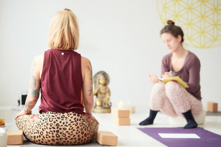 nivata Yoga: Psychologische Yogatherapie-Ausbildung in Berlin 4