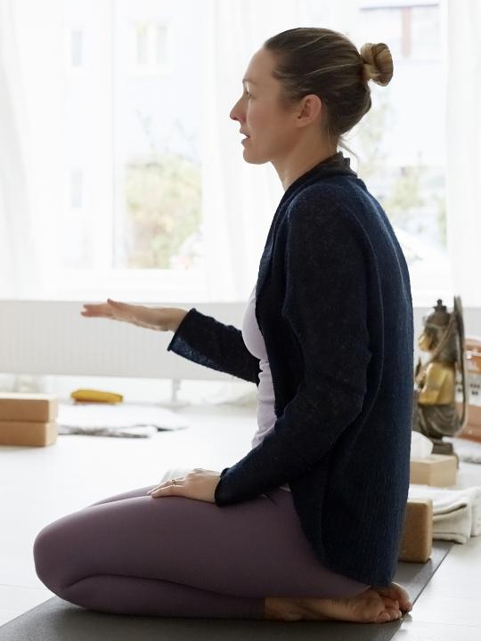 nivata Yoga: Psychologische Yogatherapie-Ausbildung in Berlin