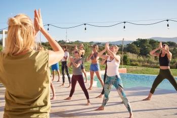 Aufblühen 2020: Die besten Yoga-Retreats im Frühjahr