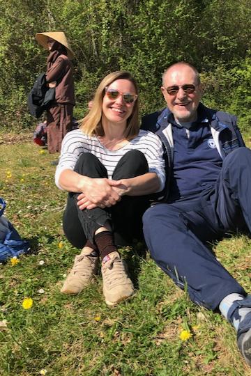 Schweigen am Lotusteich: Eine Woche im Zen-Kloster mit meinem Vater 2