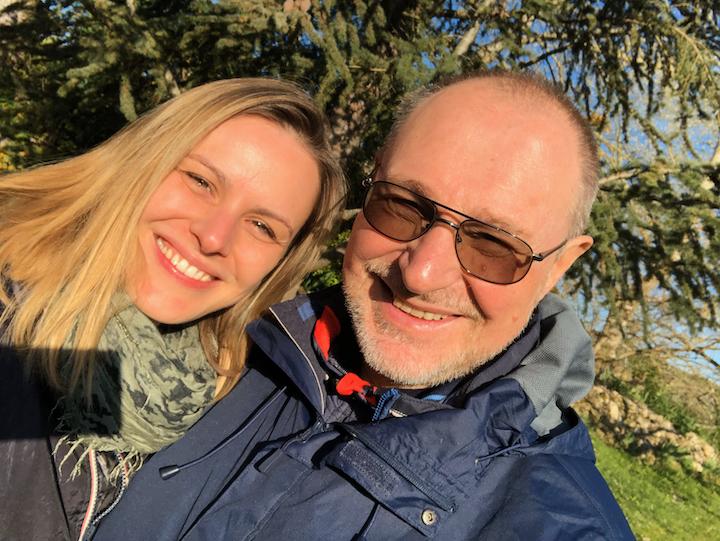 Schweigen am Lotusteich: Eine Woche im Zen-Kloster mit meinem Vater