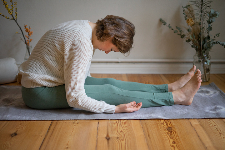 Yin Yoga Tutorial: 30-Minuten-Sequenz für den Winter 7