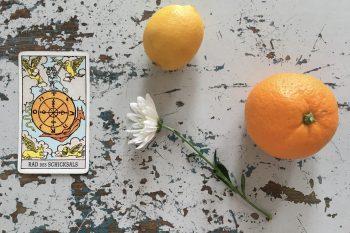 Tarot Basics #10: Rad des Schicksals