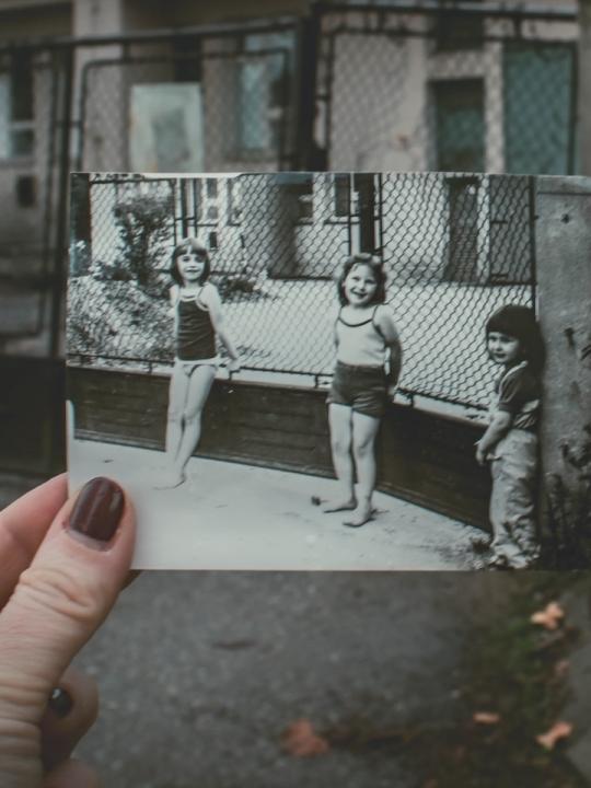 Wie du deine Bestimmung in deiner Vergangenheit findest