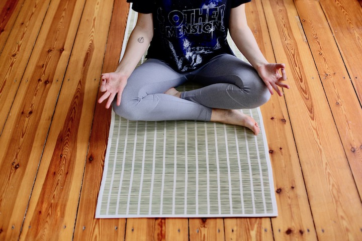 Yogamatten mal anders: Das sind die ungewöhnlichsten Matten 2