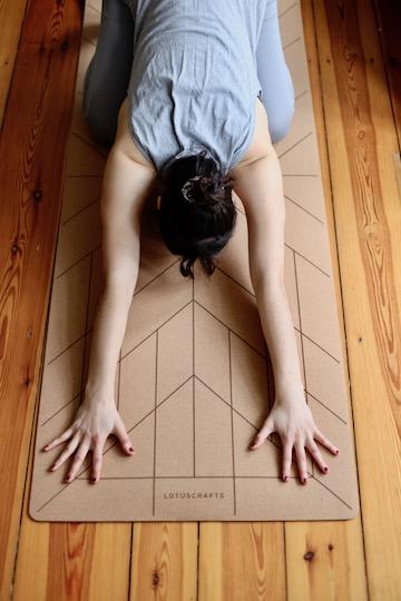 Yogamatten mal anders: Das sind die ungewöhnlichsten Matten 3