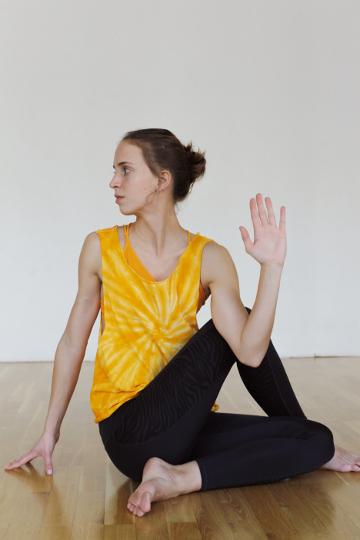 Back to Black: Das sind die besten schwarzen Yoga-Leggings 4