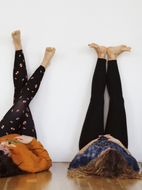 Back to Black: Das sind die besten schwarzen Yoga-Leggings 6